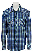 Rock & Roll Cowboy Men's L/S Western Snap Shirt B2S4422