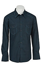 Rock & Roll Cowboy Men's L/S Western Snap Shirt B2S4429