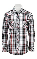 Rock & Roll Cowboy Men's L/S Western Snap Shirt B2S6280