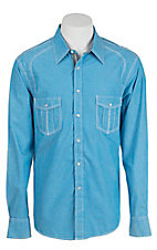 Rock & Roll Cowboy Men's L/S Western Snap Shirt B2S6286