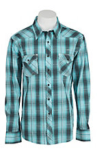 Rock & Roll Cowboy Men's L/S Western Snap Shirt B2S6384