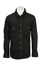 Rock & Roll Cowboy Men's L/S Western Snap Shirt B2S6461