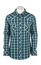 Rock & Roll Cowboy Men's L/S Western Snap Shirt B2S8411