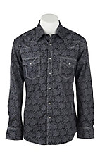 Rock & Roll Cowboy Men's L/S Western Snap Shirt B2S8413