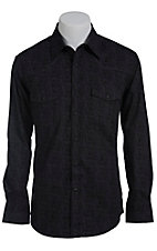 Rock & Roll Cowboy Men's L/S Western Snap Shirt B2S9350