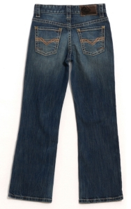 ROCK /& ROLL COWBOY Boy/'s and Youth BB Gun Regular Fit Boot Cut Jeans BB-1466 NWT