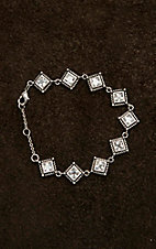 Montana Silversmiths Roped Star Lights Bracelet