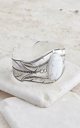 Montana Silversmiths Birch Creek Cuff Bracelet