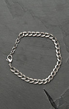 Montana Silver Smith All the Little Horseshoes All in a Row Bracelet