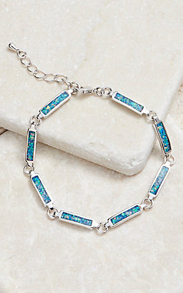 Montana Silversmiths River Lights Waterway Bracelet