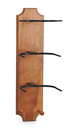 Running D Cowboy Hat Rack