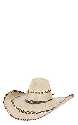 Cavender's Ranch Collection Pinto Palm Hat