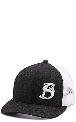 Stackin Bills Black & White Logo Cap