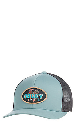 Stackin Bills Cocky Rooster Snapback Cap