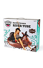 BigMouth Buckin' Bronc River Tube Float