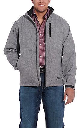 Rafter C Men's Heather Grey Softshell Jacket