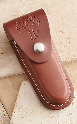 Boker Tan Leather Knife Sheath