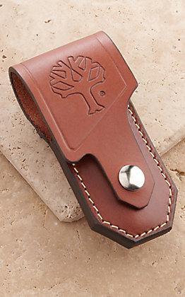 Boker Tan Leather Knife Sheath