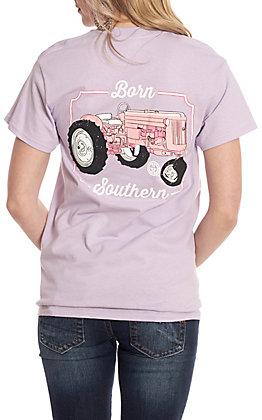 Girlie Girl Originals Violet Born Southern Short Sleeve T-Shirt