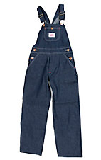 Roundhouse Boys Denim Overalls Sizes 8-16