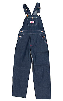 Roundhouse Boys' Denim Overalls Sizes 8-16