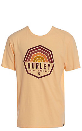 Hurley Men's Premium Melon Hexer Short Sleeve T-Shirt