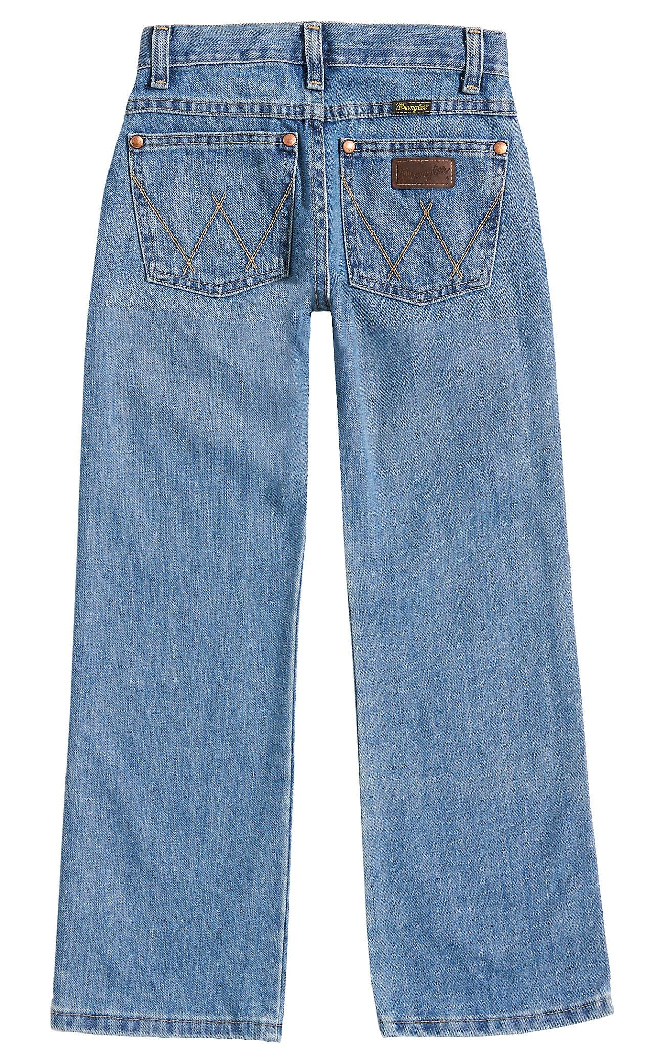 Shop Boys Western Jeans & Kids Jeans | Cavender's