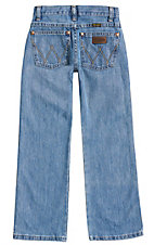 Wrangler Retro Ocean Water Boot Cut Boys Jean Sizes: 8-16