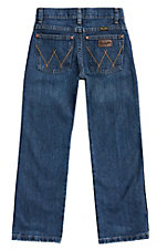 Wrangler Retro Everyday Blue Straight Leg Boys Jean Sizes: 8-16