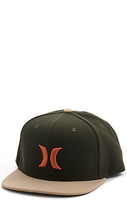 Hurley Sequoia Icon Dri Fit Cap