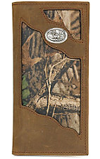 Badger Bay Apache and Camo Roper Wallet