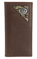 Badger Bay Apache w/ Advantage Camo Corner Rodeo Wallet