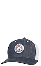 Rafter C Men's Denim Circle Brand Patch