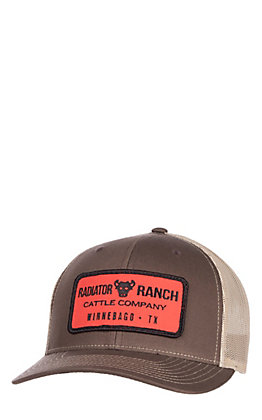 competitive price 32a8e 8b255 HOOey Khaki Radiator Ranch Cattle Snap Back Cap. HOOey Khaki Radiator Ranch  Cattle Snap Back Cap.  30.00. Rodeo Time Dale Brisby Heather Grey ...