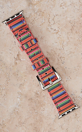 Blazin Roxx Serape Print 42/44MM Watch Band