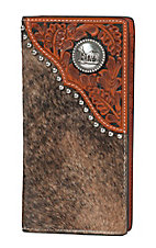 Ranger Belt Company Cowboy Prayer at the Cross Wallet