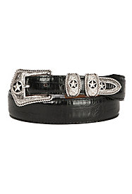 Men's Exotic Belts