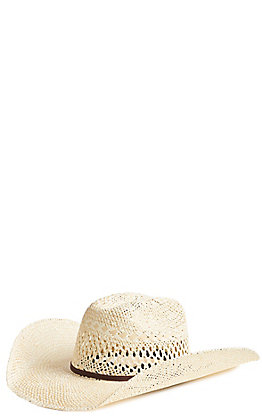 Cavender's Kids Twisted Weave Cowboy Hat