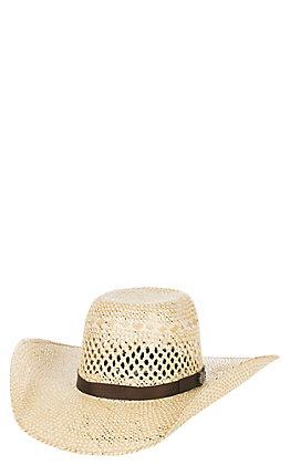 Cavender's Kids Twist Weave Punchy Cowboy Hat