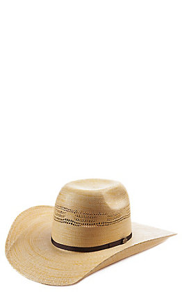 Cavender's Collection Toasted Bangora Vented Punchy Cowboy Hat