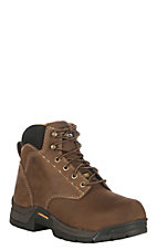 Double H Women's Metguard Alumn Round Toe Work Boot