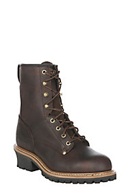 Men's Logger Boots