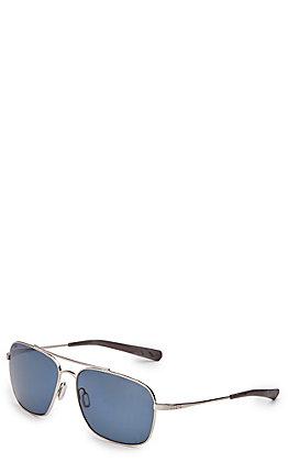 Costa Canaveral Palladium Gray Sunglasses
