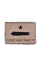 Manual Woodworkers & Weavers Come & Take It Tapestry Throw Blanket