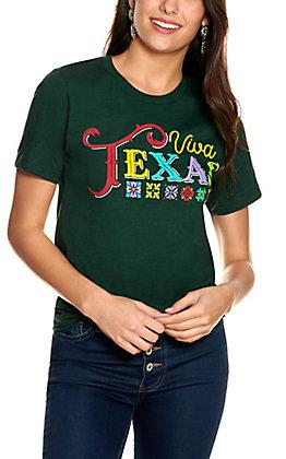 Women's Viva Texas Short Sleeve T-Shirt