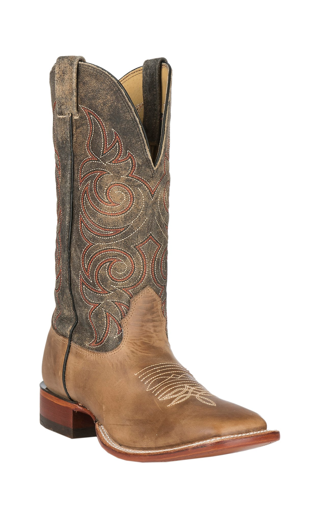 Old West Bottes Western Little Rider Marron Taille 25 VgltWm