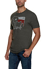Rafter C Men's Short Sleeve Bull Brand T-Shirt