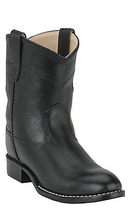 Cavender's Childrens Roper Boots - Black