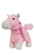 Cuddle-Barn Pink Dolly Singing Horse
