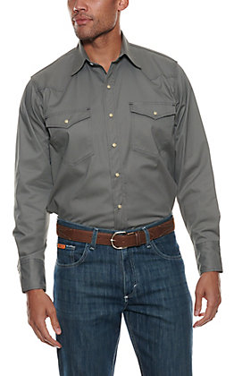 Cowboy Workwear Granite L/S Work Shirt